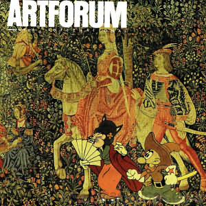 Artforum January 1991