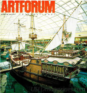Artforum October 1992
