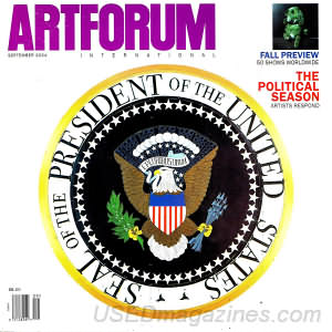Artforum September 2004