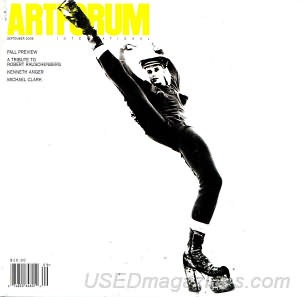 Artforum September 2008