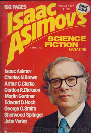 Asimov's Science Fiction Spring 1977