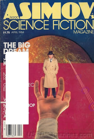 Asimov's Science Fiction April 1984