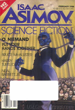 Asimov's Science Fiction February 1988