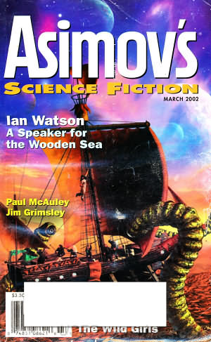 Asimov's Science Fiction March 2002