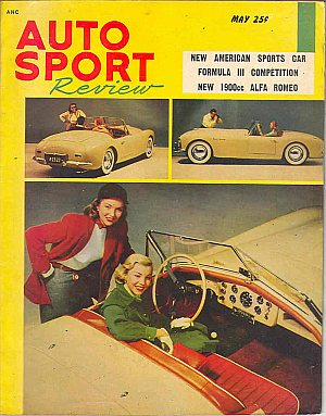 Auto Sport Review May 1952