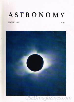 Astronomy March 1977