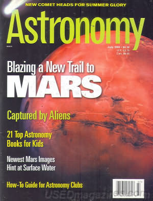 Astronomy July 2000