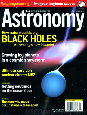 Astronomy March 2004
