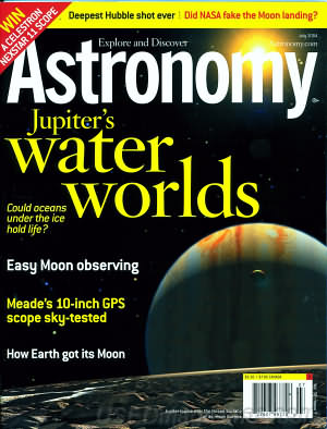 Astronomy July 2004