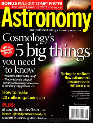 Astronomy May 2007