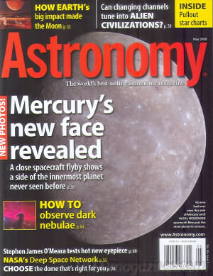 Astronomy May 2008