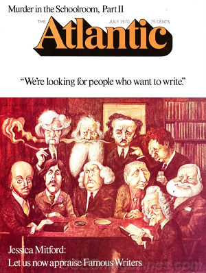 Atlantic Monthly, The July 1970