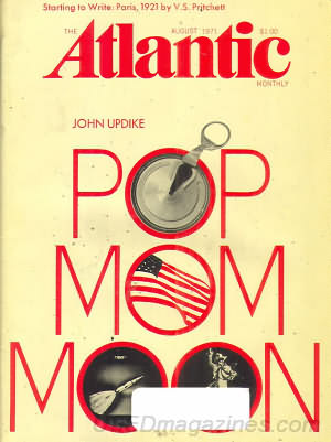 Atlantic Monthly, The August 1971