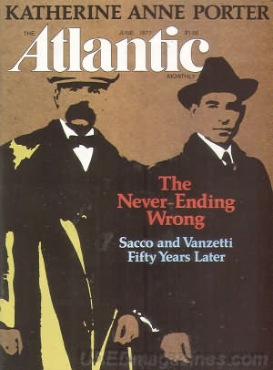 Atlantic Monthly, The June 1977