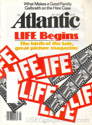 Atlantic Monthly, The May 1978
