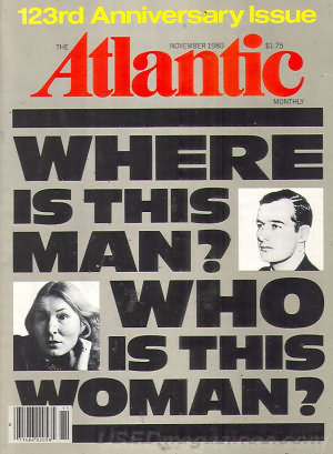 Atlantic Monthly, The November 1980