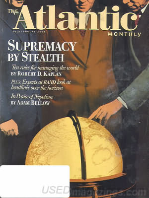 Atlantic Monthly, The July 2003