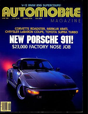 Automobile June 1987