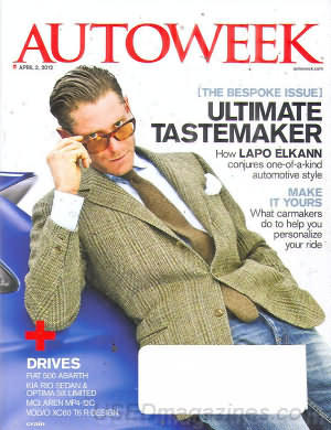 AutoWeek April 02, 2012