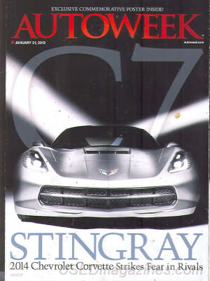 Autoweek January 21, 2013