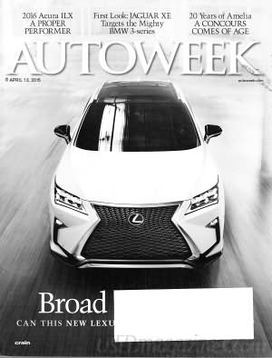 Autoweek April 13, 2015