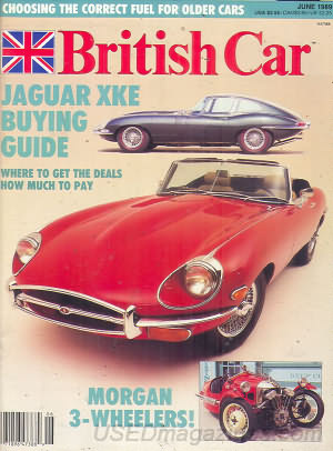British Car June 1989