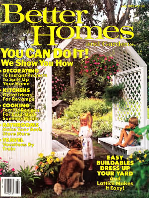 Better Homes and Gardens July 1985