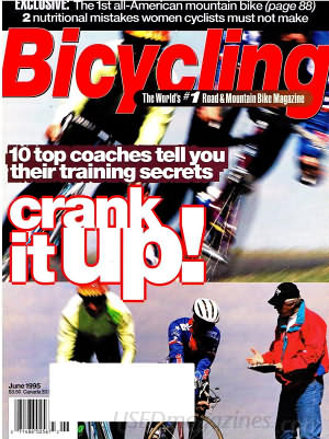 Bicycling June 1995