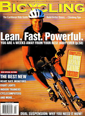 Bicycling January 1998