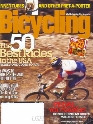Bicycling May 2004