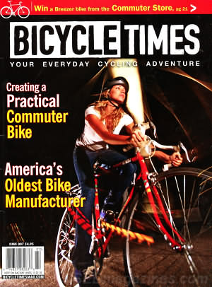 Bicycle Times Number 7