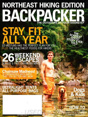 Backpacker October 2005