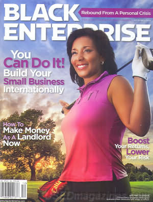 Black Enterprise December 2009