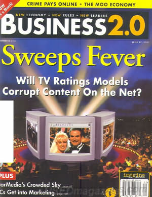 Business 2.0 June 27, 2000