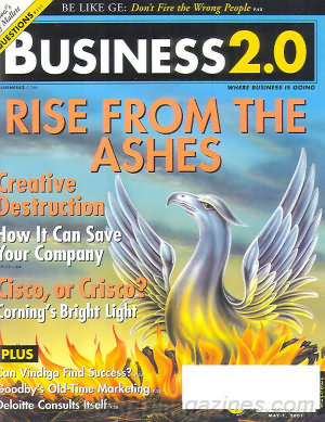 Business 2.0 May 01, 2001
