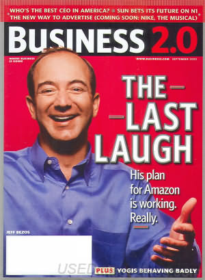 Business 2.0 September 2002