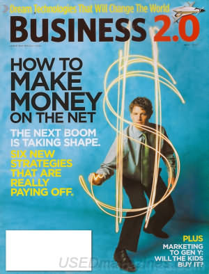 Business 2.0 May 2003