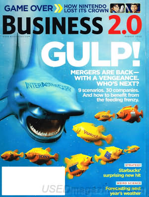 Business 2.0 August 2003