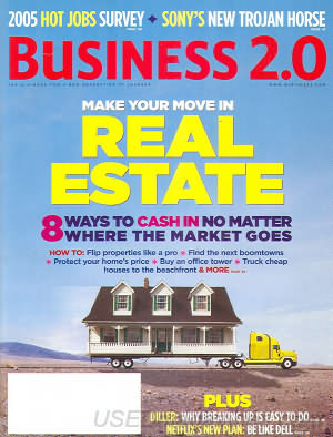 Business 2.0 March 2005