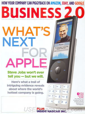 Business 2.0 April 2005