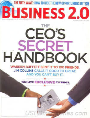 Business 2.0 July 2005