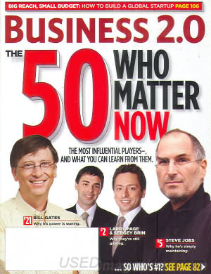 Business 2.0 July 2006