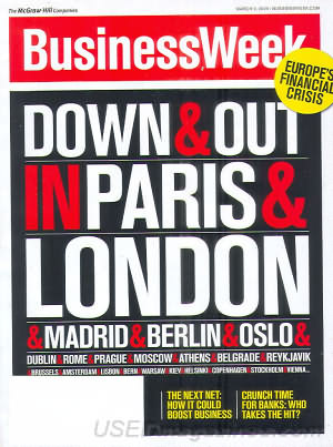 Business Week March 09, 2009