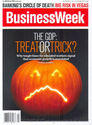 Business Week November 09, 2009