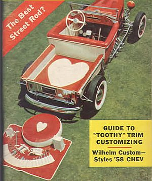 Car Craft February 1958
