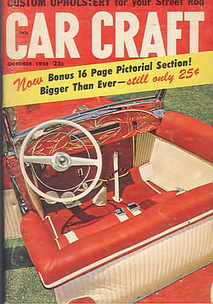 Car Craft October 1958