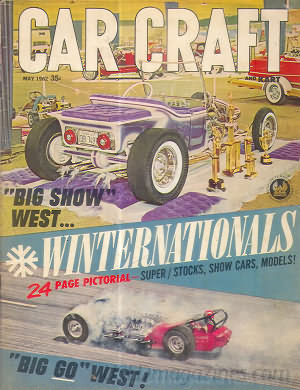 Car Craft May 1962