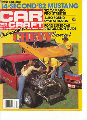 Car Craft July 1982