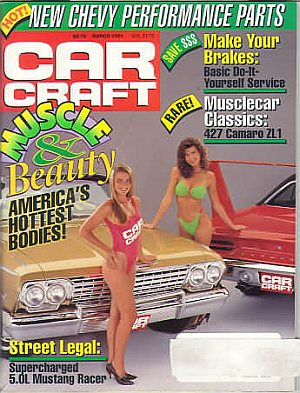 Car Craft March 1991