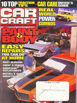 Car Craft April 1997
